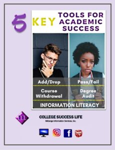 5 Keys to Academic Success