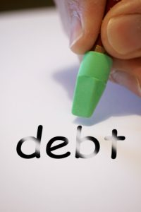 financial aid debt